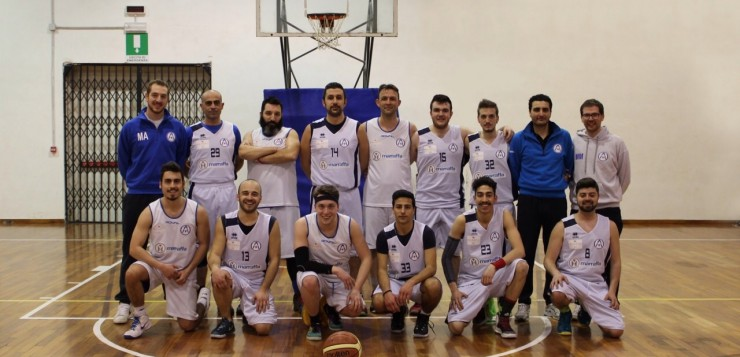 "L'Amatori Basket Martina Franca ""B"""
