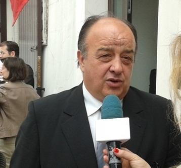 il consigliere regionale Antonio Martucci