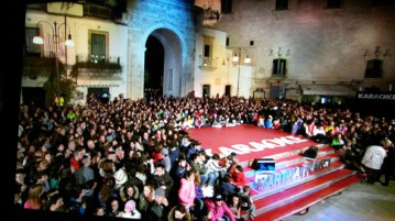 il Karaoke a Martina Franca