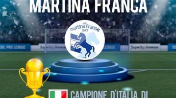 Martina campione d'Italia ok