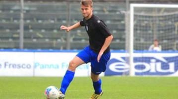 in azione Emanuele Allegra