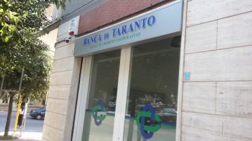 Banca di Taranto BCC filiale di Martina Franca viale dei Lecci, 7 angolo via Taranto