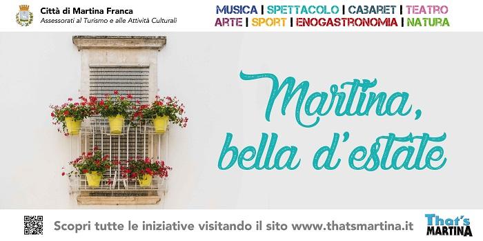 Calendario Eventi Martina Franca.Martina Bella D Estate C E Il Calendario Degli Eventi