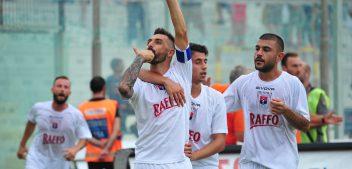Il Taranto stende l'Agropoli e aggancia il secondo posto