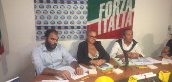 """""""Martina è nel caos"""", Forza Italia e """"IdeaLista"""" scrivono al Sindaco"""