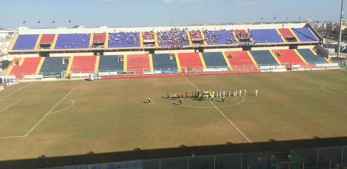 Basta un gol di Manzo, il Taranto batte l'Altamura