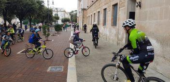 """""""Marconi"""", a scuola in bicicletta grazie al """"Bike-Bus"""""""