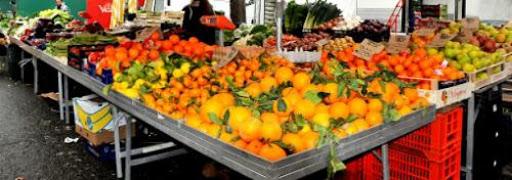 Mercato della frutta, ecco le regole